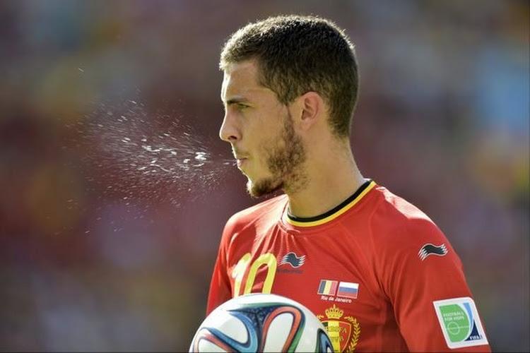 "Hazard: ""Je veux tirer le dernier penalty"""