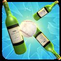 Knockdown Bottles Smash:Baseball hit & knock out 3 icon
