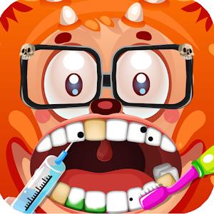 Dentist Game Braces Surgery