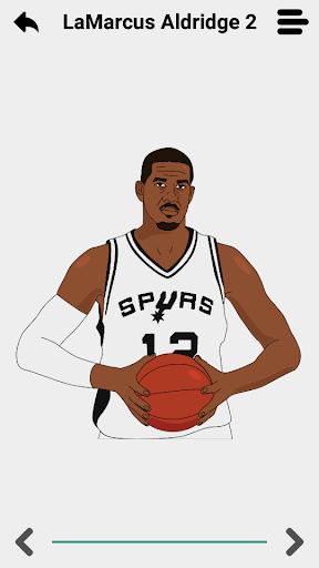 Draw NBA  Basketball 1.19 screenshots 3