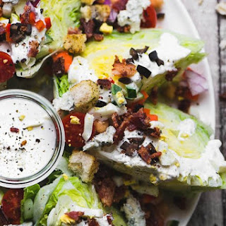Fully Loaded Wedge Salad Recipe