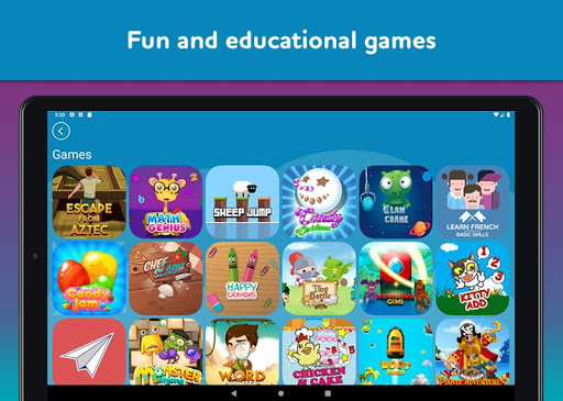 Amazon FreeTime Unlimited: Kids Shows, Games, More 2.0.0.203376 screenshots 10
