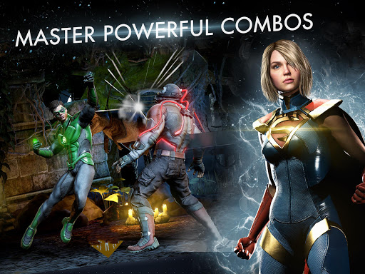 Android/PC/Windows用Injustice 2 ゲーム (apk)無料ダウンロード screenshot