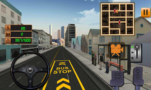 City Bus Driver screenshot 18
