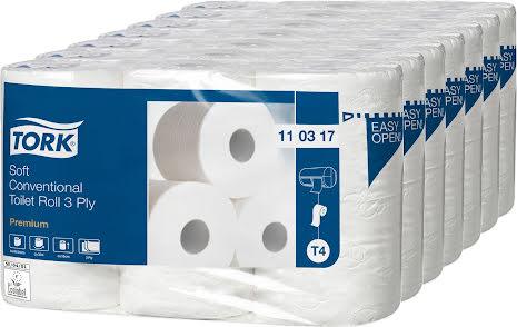 Toalettppr Tork Premium T4 42/