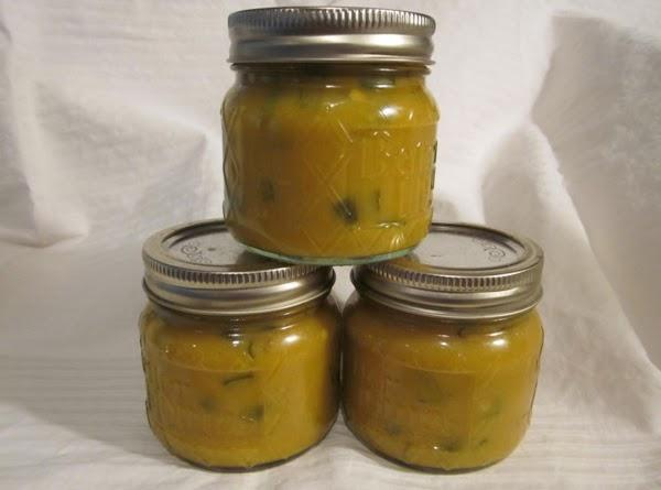 Spicy Jalapeno Mustard Recipe