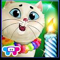 Kitty Cat Birthday Surprise icon