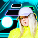 Dance Monkey - Tones and I Tiles Neon Jump icon