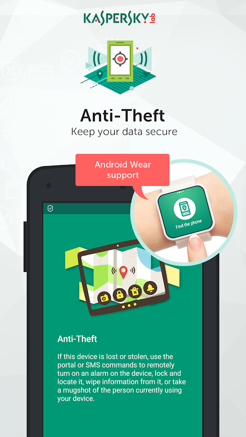 Kaspersky Antivirus Amp Security Android Apps On Google Play
