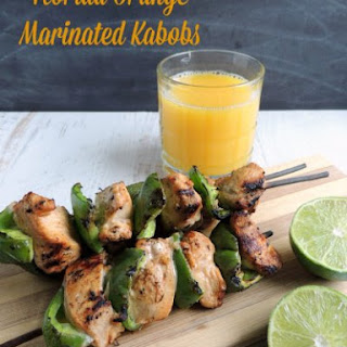Florida Orange Marinated Kabobs