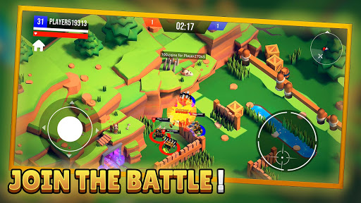 Code Triche Boom Robots! - Ground Battles Multiplayer Robots mod apk screenshots 1