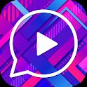 Status video WA lengkap icon