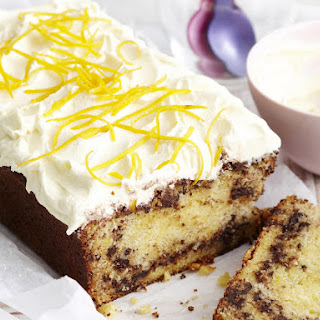 Chocolate Chip and Orange Cake