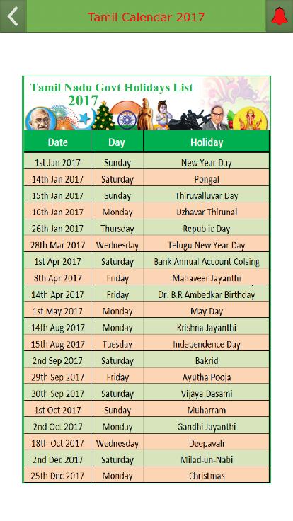 Tamil Calendar 2018 Rasi Palan Panchangam