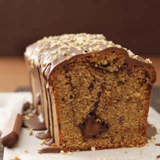 Espresso Loaf with Drizzle