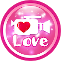 Love Frames & Sticker Video Maker icon