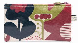 Wild Floral Classic Makeup Bag