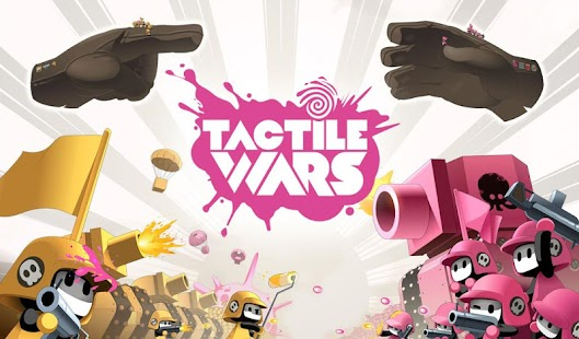 Tactile Wars Capture d'écran