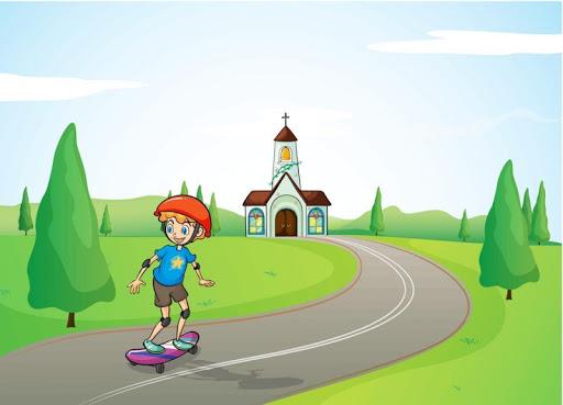 Subway Boy Skater