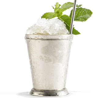 Peach Julep Recipe