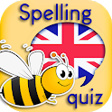 Learn English Spelling Word Games & Quiz Test Game icon