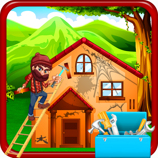 Old House Repair & Fix It (game)