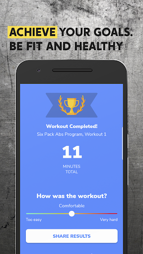 BetterMen: Workout Trainer for Android apk 6