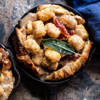 Thanksgiving Turkey Hot Dish.