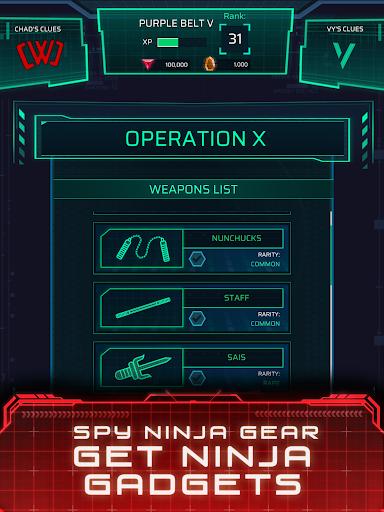 Spy Ninja Network - Chad & Vy 0.6 app download 18