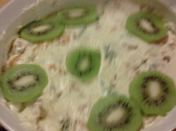 Tropical Fruit Cheesecake Salad Recipe