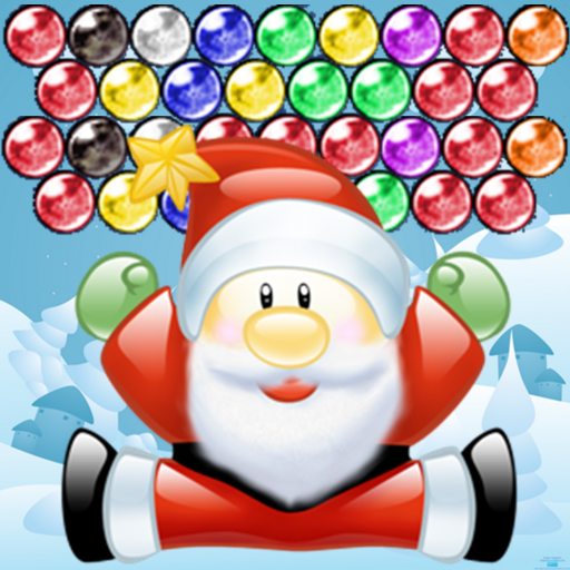 Santa Bubble Shooter 2016