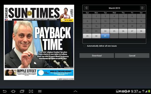 【免費新聞App】Chicago Sun-Times: E-Paper-APP點子