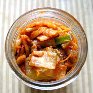 Easy Homemade Kimchi Recipe