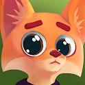 Don't stop, Fox - ninja jumper icon