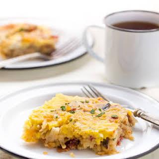 Hash Brown Breakfast Casserole.