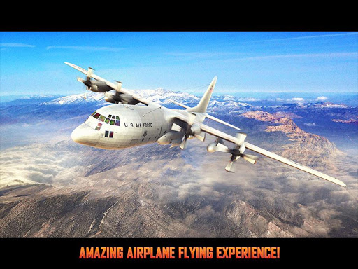 Army Tank Transport Plane Sim screenshots 12