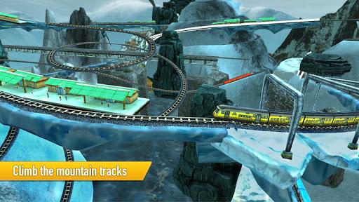 Train Simulator Uphill Drive apkpoly screenshots 2