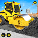 City Road Construction Games icon