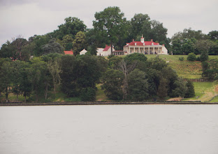 Photo: Mt Vernon from the Potomac