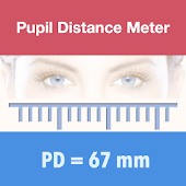 Pupil Distance Meter | Custom PD Meter (Unreleased)