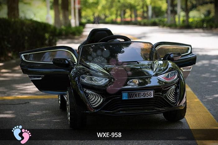 Xe hơi điện trẻ em WXE-958 6