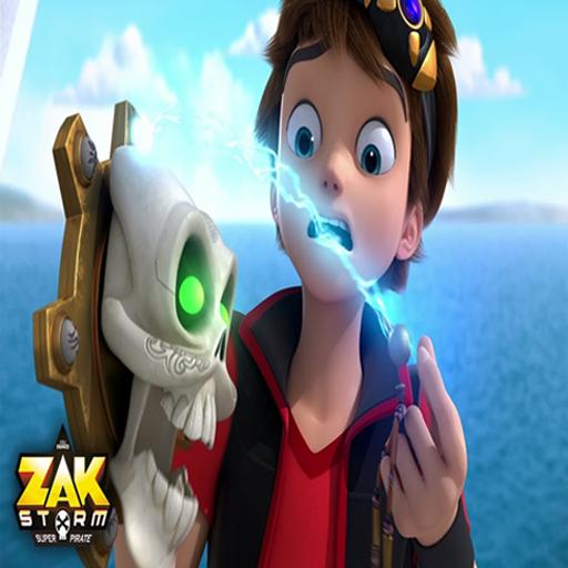 Zak_Storm_Super_Pirate£