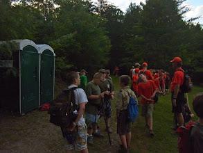 Photo: BSA Summer Camp. Woodruff Scout Reservation. Blairsville, GA. June 2012.