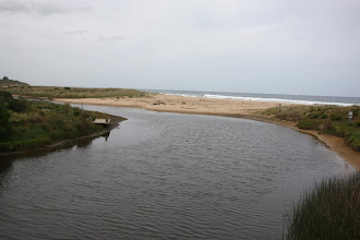 Photo: Year 2 Day 145 -  River Mouth at Apollo Bay