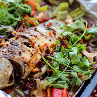 Spicy Grilled Fish