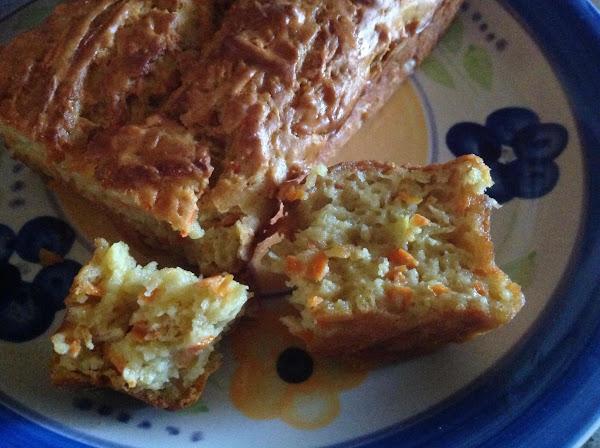 A+carrot Bread Recipe