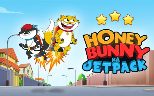 Honey Bunny Ka Jetpack screenshot 9