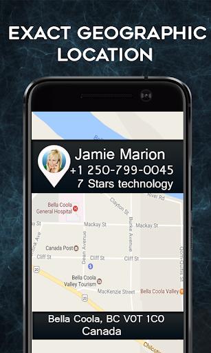 Mobile Number Location GPS : GPS Phone Tracker  screenshots 2