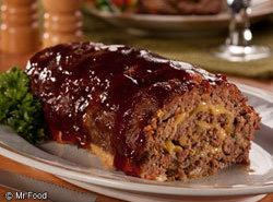 Cheesy Bbq Meatloaf Recipe
