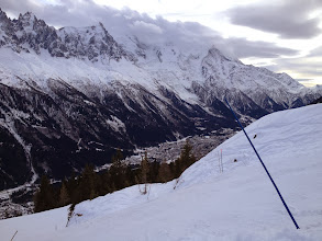 Photo: Mont Blanc's in there somewhere